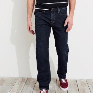 Hollister Men's Epic Flex Classic Straight Jeans